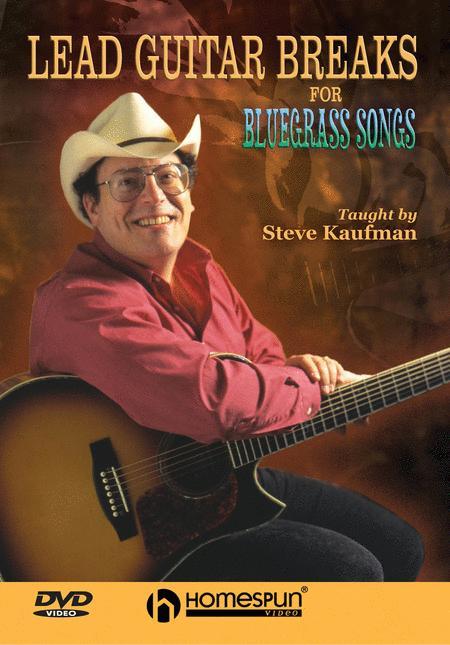 Lead Guitar Breaks for Bluegrass Songs
