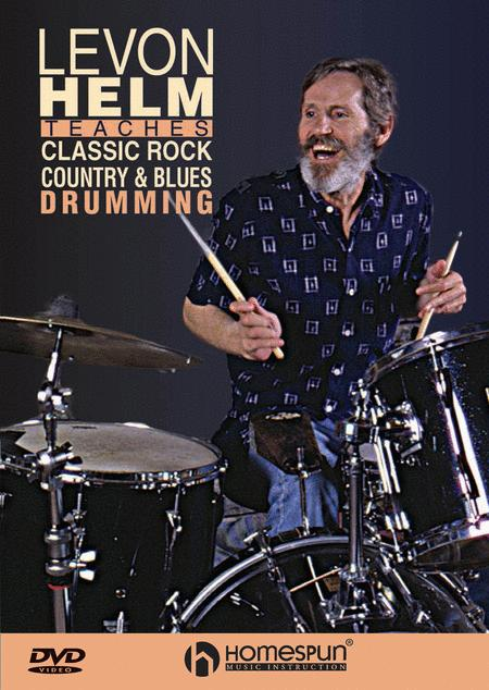 Classic Rock, Country & Blues Drumming