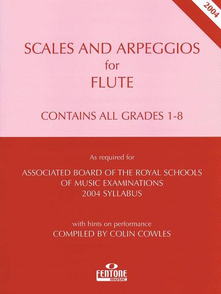 Scales & Arpeggios for Flute