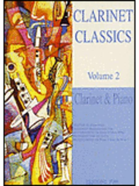 Clarinet Classics Volume 2