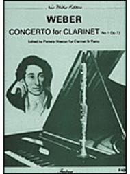 Concerto for Clarinet No. 1 Op. 73