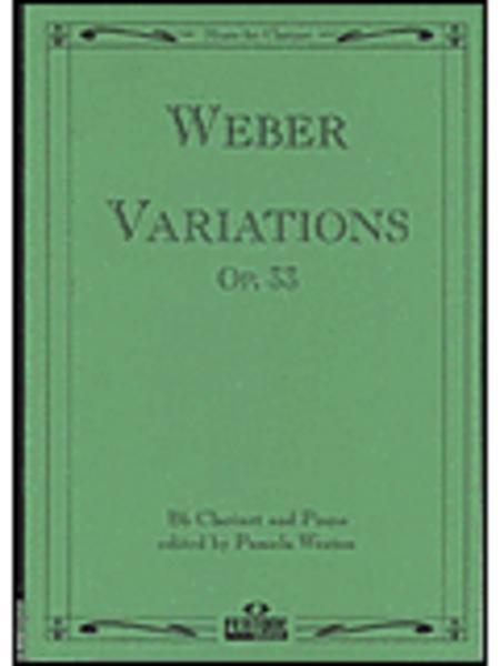Variations Op. 33