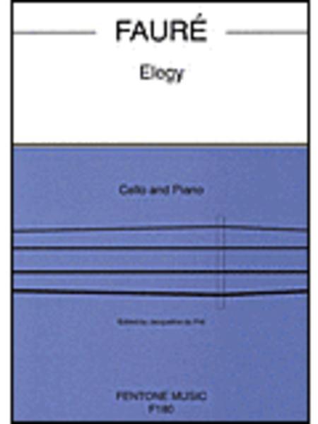 Elegy Op. 24