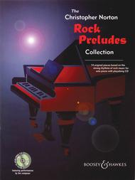 The Christopher Norton Rock Preludes Collection