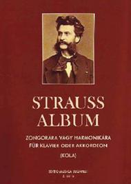 Strauss Album Accordion