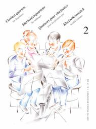Quartets for Clarinets