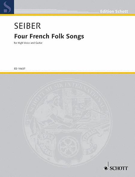 4 French Songs