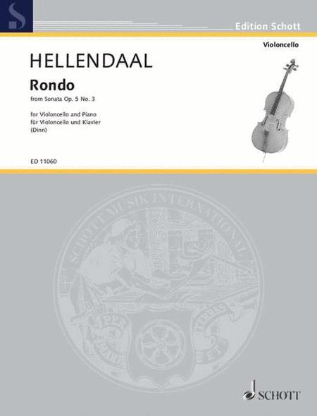 Rondo from Sonata Op. 5, No. 3