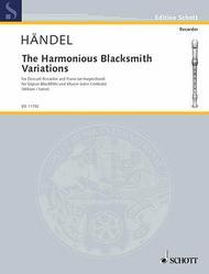 The Harmonious Blacksmith Variations