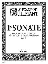 1st Sonata op. 42/1
