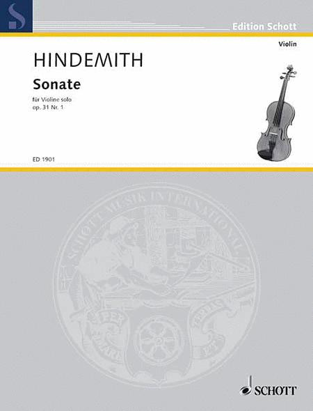 Sonata, Op. 31, No. 1