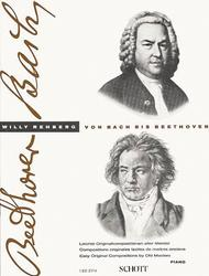 From Bach to Beethoven Heft 1