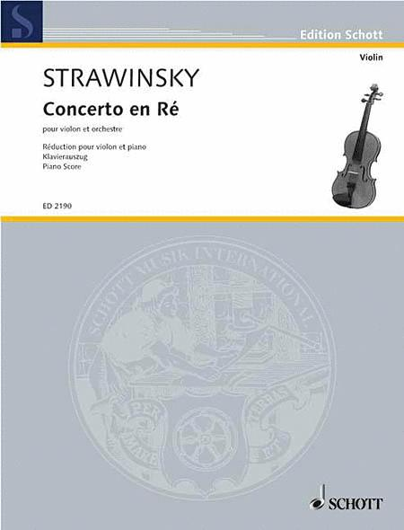 Concerto en re - Concerto in D