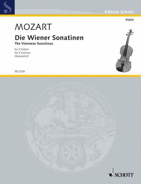 The Viennese Sonatinas