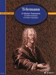 Telemann - 12 Little Fantasias