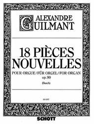 18 Pieces Nouvelles Op. 90