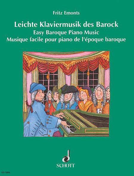 Easy Baroque Piano Music