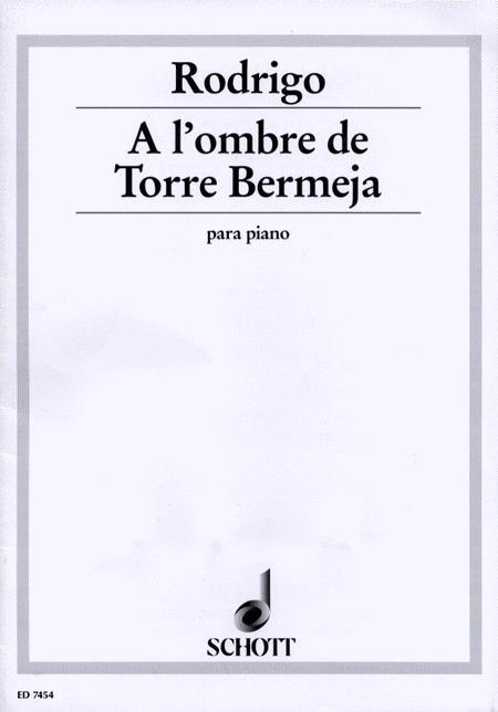 A l'ombre de Torre Bermeja