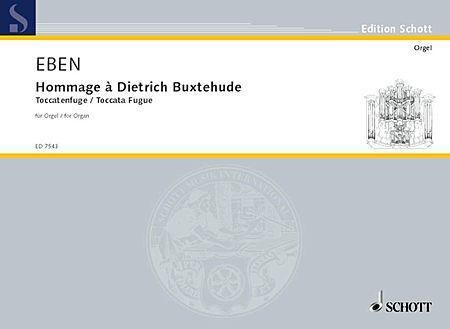 Hommage A Dietrich Buxtehude