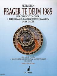Prague Te Deum 1989