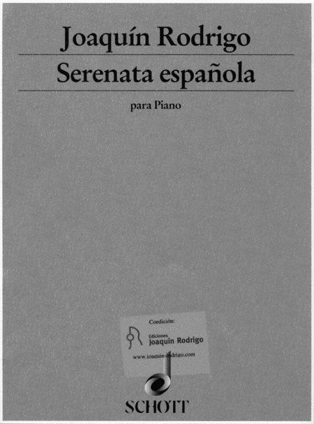 Serenata Espanola