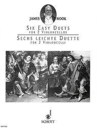 6 Easy Duets, Op. 58