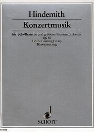 Viola Concerto Op.48