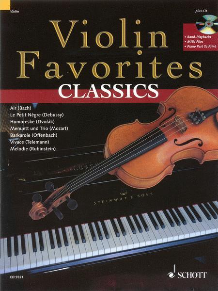 Violin Favourites Classics