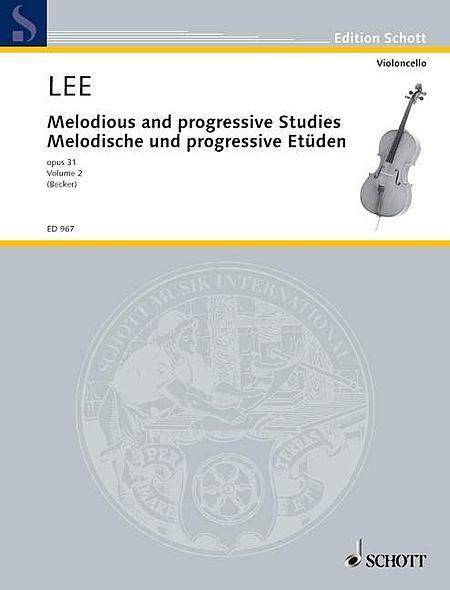 Melodious and progressive Studies op. 31 Heft 2