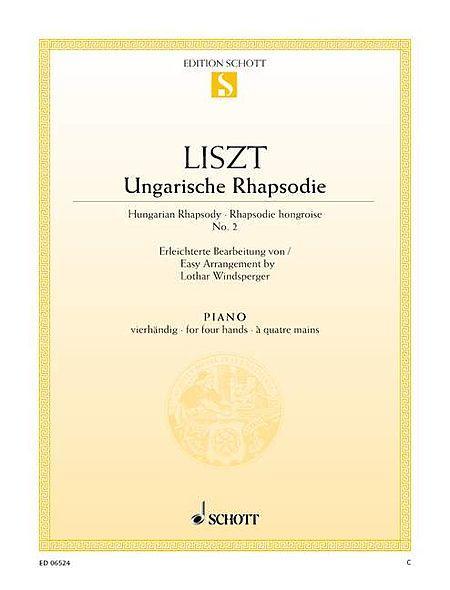 Hungarian Rhapsody No. 2 (Easy Piano)