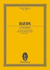 Concerto G major Hob. VIIa: 4