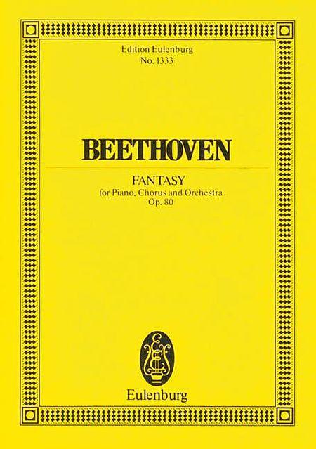 Fantasy op. 80