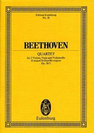 Piano Quartet G minor KV 478