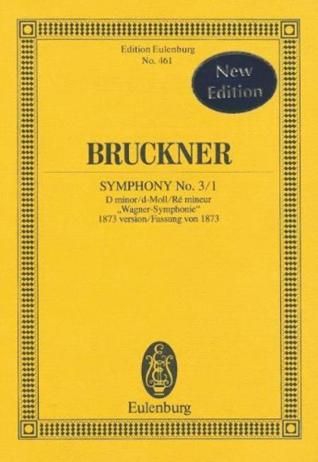 Symphonie No. 3/1 D Minor
