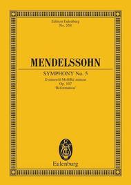 Symphony No. 5 D minor op. 107