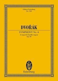 Symphony No. 6 D major op. 60 B 112