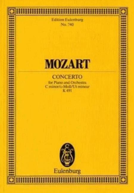 491 Mozart Konzert C-Moll KV Nr