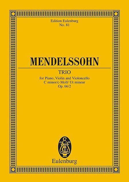 Piano Trio No. 2, Op. 66 in C Minor