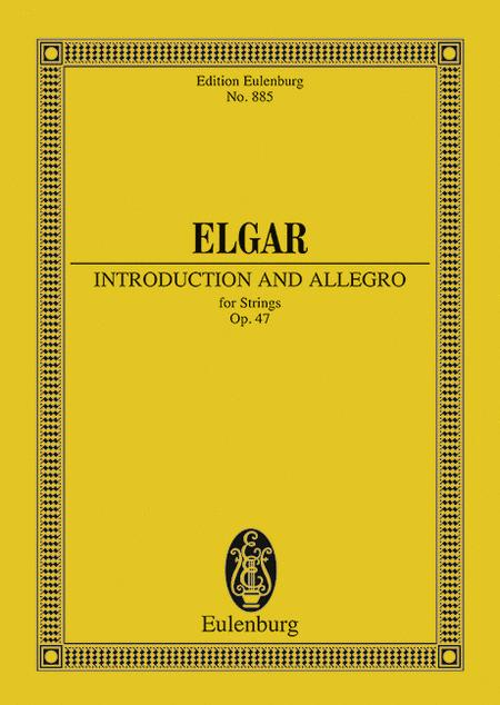 Introduction and Allegro op. 47
