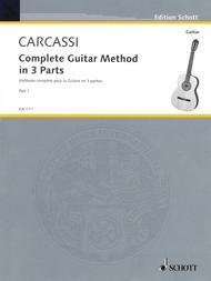 Complete Guitar Method - Volume 1