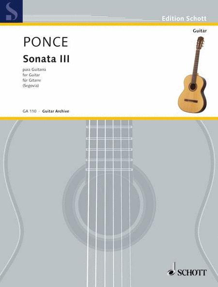 Sonata III