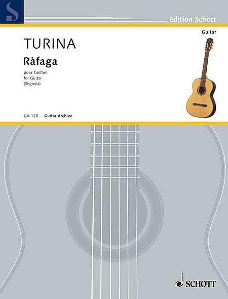Rafaga, Op. 53