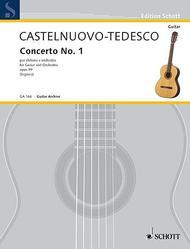 Concerto in D No. 1 op. 99