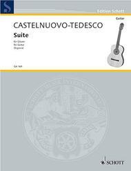 Suite d minor op. 133