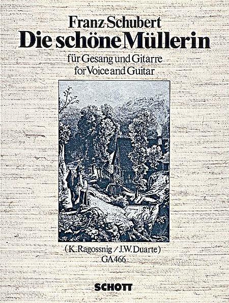 Die schone Mullerin, Op. 25 (D. 795)