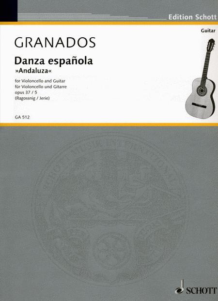 Danza Espanolaandaluza Op. 37/5