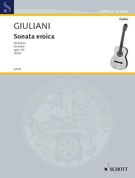 Sonata Eroica, Op. 150