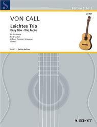 Easy Trio in C Major, Op. 26