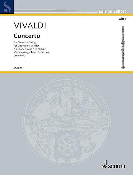 Concerto A minor RV 461/PV 42