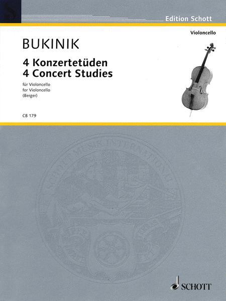 Four Concert Studies